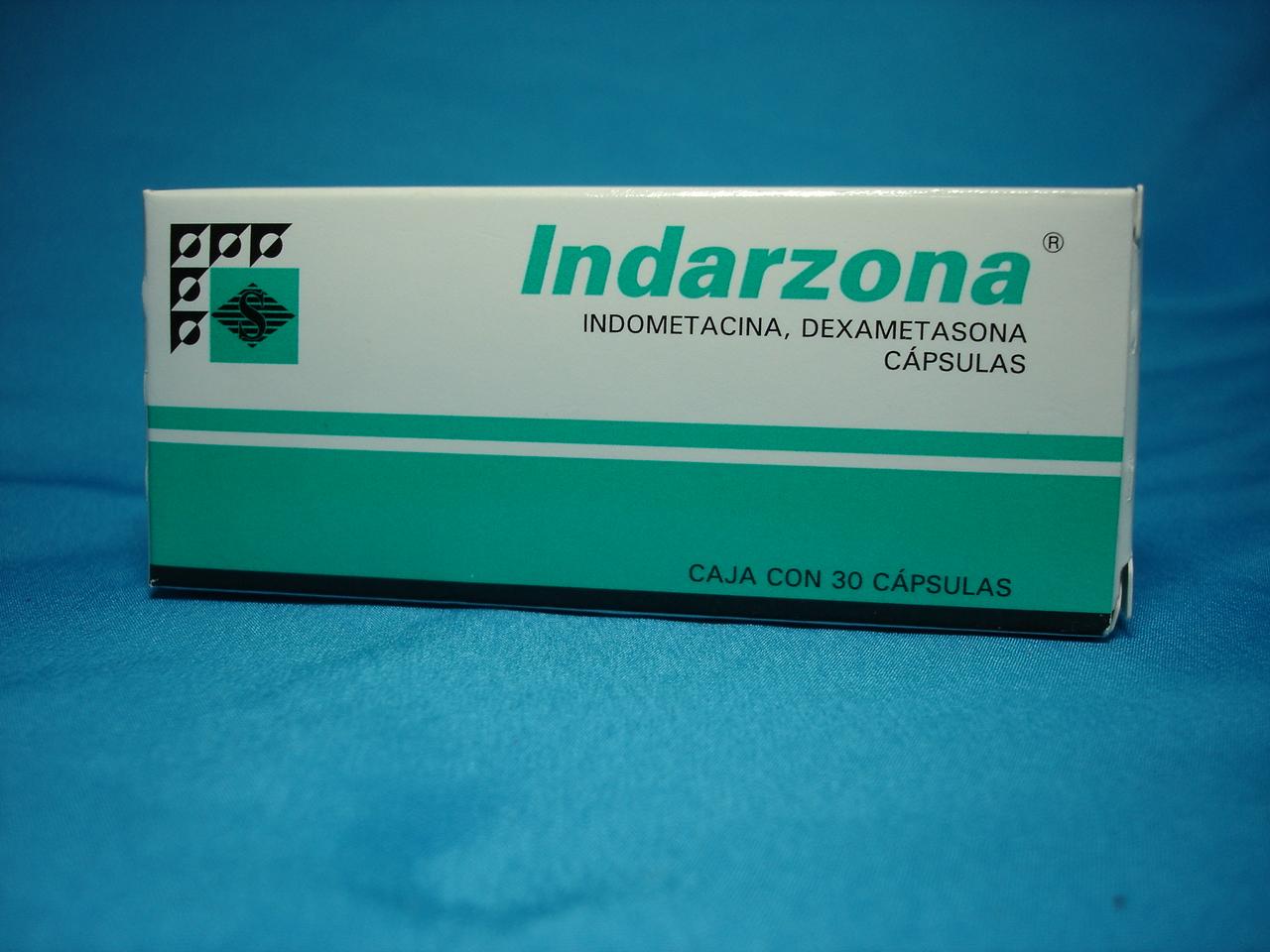 Ardosons Indometacina